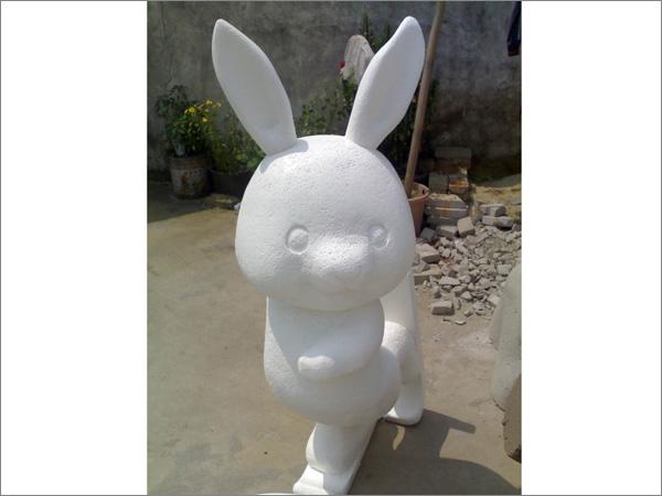 泡沫雕塑011